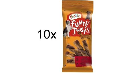 Frolic Funny Twists 10 x 140g