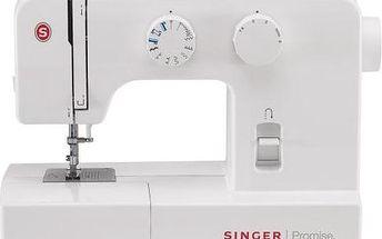 Šicí stroj Singer SMC 1409 Promise + Nůžky víceúčelové Singer C2008P14 + Šicí box Singer SN12/ 00 + DOPRAVA ZDARMA