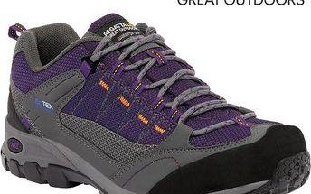 Dámské boty Regatta RWF446 ULTRA-MAX II Grani/AlpPur 36