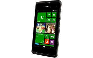 Acer Liquid M220 Single SIM (HM.HMPEU.001) černý