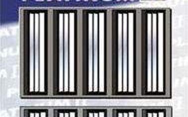 Astra Platinum II náhradní břitvy 10 ks