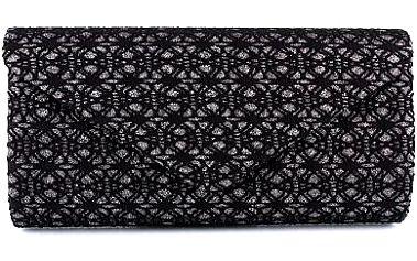 Elegantní černé psaníčko 91034-6B.SI UNI