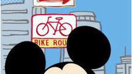 Disney Dětská osuška Mickey Mouse