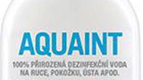 Aquaint 100% přirozená desinfekční voda 50ml