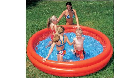 Bazén tříkomorový 122 x25 cm