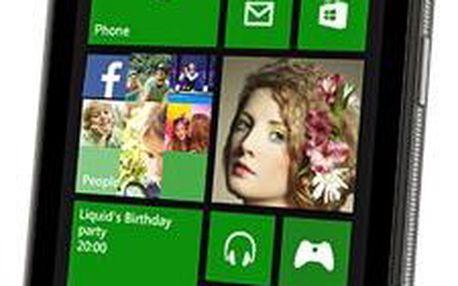 Acer Liquid M220 Single SIM (HM.HMPEU.001) černý