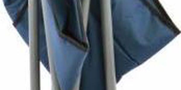 Divero 35104 Skládací kempingová židle XL - modrá2