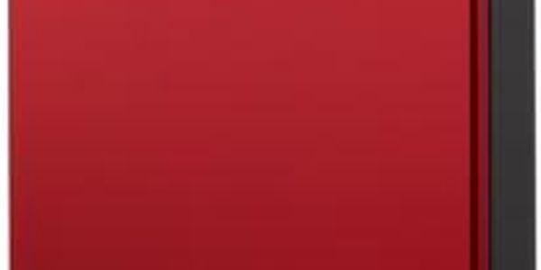 """Externí pevný disk 2,5"""" Seagate 1TB (STDR1000203) červený"""