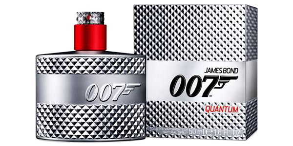 James Bond 007 Quantum 125ml EDT M