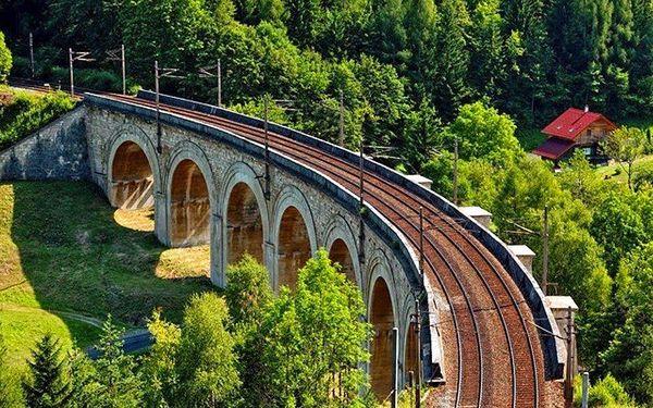 Do Vídně a muzea vlakové dráhy Semmering