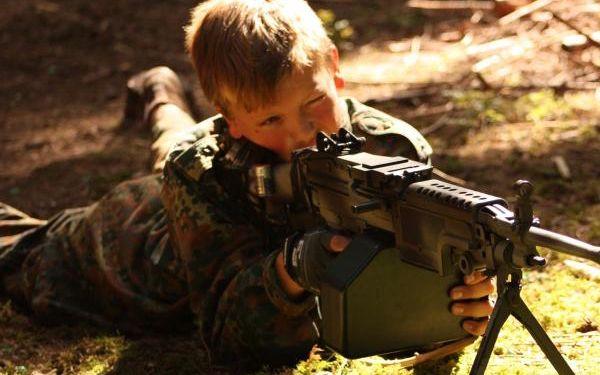 Military Camp víkend pro opravdové vojáky