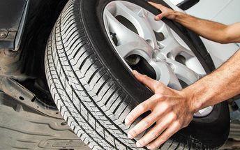 Přezutí pneumatik všech velikostí