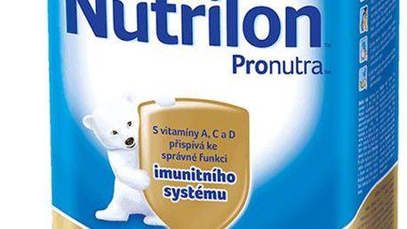 6x NUTRILON 3 ProNutra (800 g) - kojenecké mléko