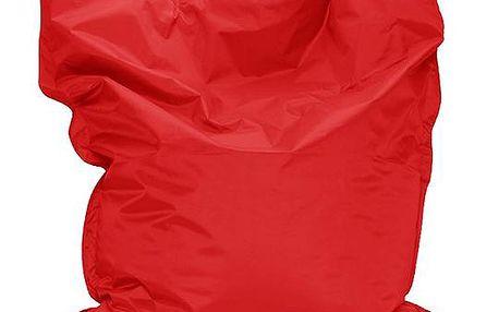 BulliBag Sedací vak, 145x100 cm, Červená