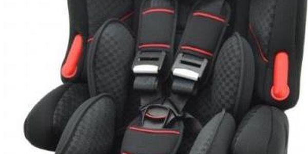Dětská autosedačka Ferrari Beline SP Luxe Black