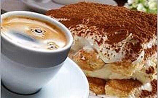 Výborné domácí tiramisu s lahodnou kávou a příjemná obsluha! Tohle všechno čeká na vás v Café Modus!