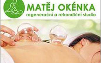 Užijte si kombinaci 3 druhů masáží během jedné procedury v 45 minutách! Záruka uvolnění a relaxace!