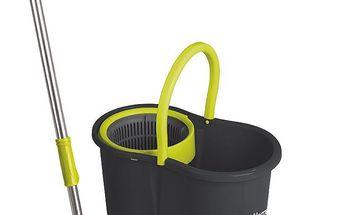 Rotační mop 4Home Rapid Clean mop s kvalitním ždímáním