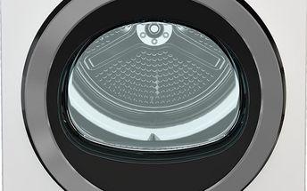 Kondenzační sušička na 7 kg prádla s tepelným čerpadlem BEKO DS 7434 CS RX