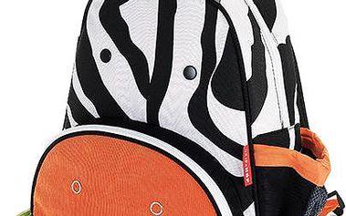SKIP HOP Dětský batůžek - Zebra