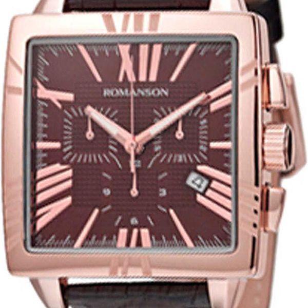 Pánské hodinky Romanson TL1263HM1RAB6R