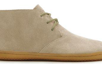 Dámské kožené boty VIVOBAREFOOT GOBI II L Lt Brown 41 + doprava zdarma
