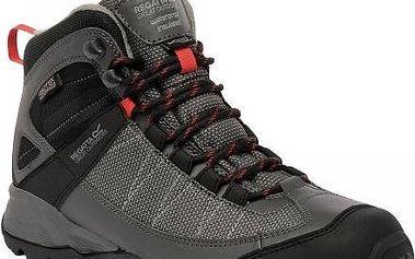 Pánská vysoká obuv Regatta RMF374 TRACKFORD Ironsena 43