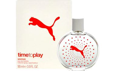 Puma Time to Play Woman 60ml EDT W
