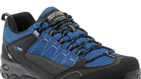 Pánské boty Regatta RMF446 ULTRA-MAX II LOW Black/OxBlue 42