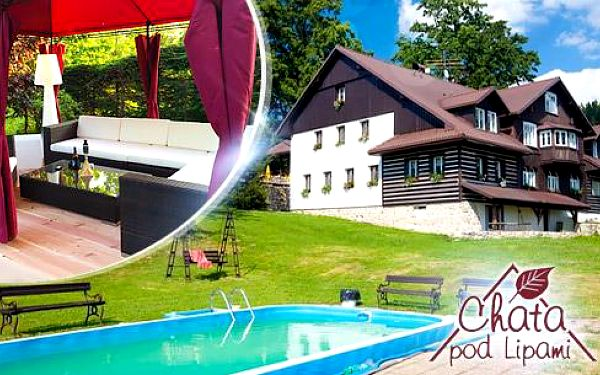 Krkonoše, Rokytnice nad Jizerou na 3 až 5 dní pro dva + polopenze, 2x pstruh, sauna a neomezené fitness!