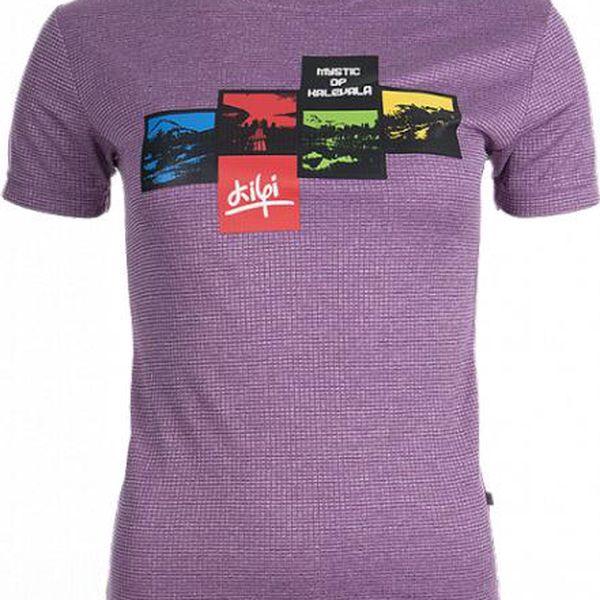 Dámské technické tričko KILPI SANDORA fialová 34 10% sleva pro registrované zákazníky