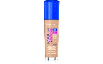 Rimmel Hydratační Make-up Match & Perfect foundation 010 Ligh Porcelain