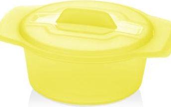 Tescoma miska FUSION Diet Revolution ø 15 cm, žlutá