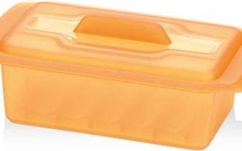 Tescoma miska FUSION Diet Revolution 15x8 cm, oranžová