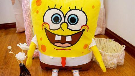 Plyšový Spongebob - 35 cm - Plyšák z oblíbeného seriálu.