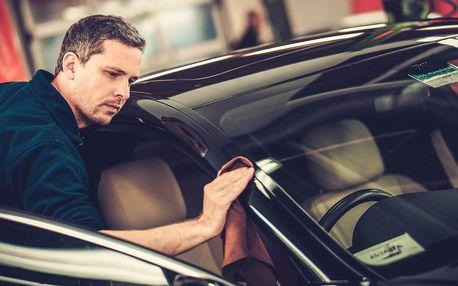 Renovace zašlého laku vašeho automobilu
