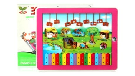 Interaktivní 3D tablet - U nás na farmě - VÝPRODEJ