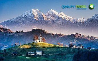 Slovinsko: zájezd do malé velké země
