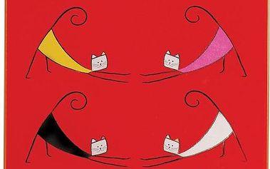 Prkénko na krájení Cool For Cats