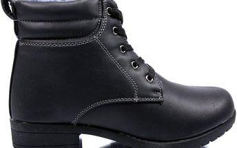 Zimní kotníkové boty B7859B 37