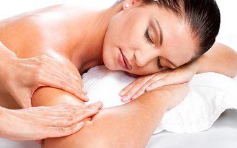 Prohřívací skořicová profesionální masáž od masérky v délce 40 minut v salonu Miruš Plzeň.