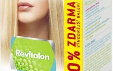 Revital Revitalon 100 + 50 kapslí ZDARMA pro krásné vlasy, nehty a pokožku