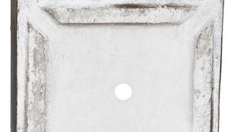Květináč G21 Stone Cube 36.5x36.5x34.5cm