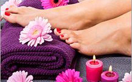 Dopřejte svým chodidlům prvotřídní péči přístrojovou pedikúrou a připravte se do sandálů!