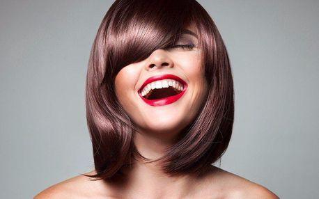Dámský sestřih pro všechny délky vlasů