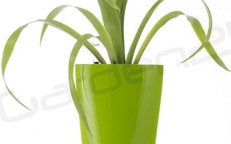 Samozavlažovací květináč G21 Trio mini zelený 15cm