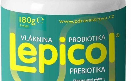 Lepicol kapsle pro zdravá střeva 180 kapslí