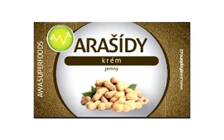Arašídové máslo jemné 1000g