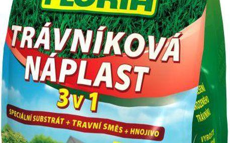 Agro Floria Trávniková náplast 3v1 1 kg