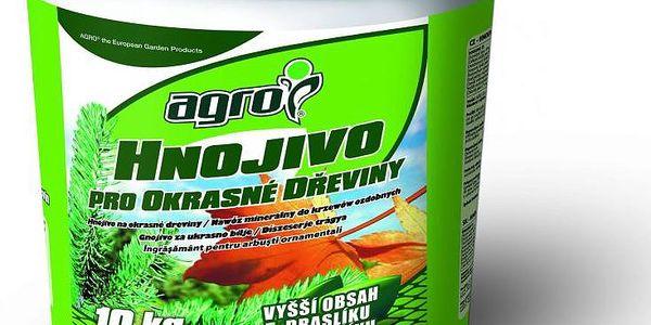 Hnojivo Agro pro okrasné dřeviny 10 kg